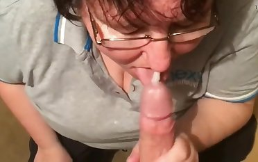 Granny Facial Compilaction - amateur porn