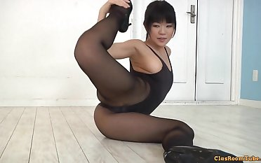 Adaptable asian girl hot erotic video