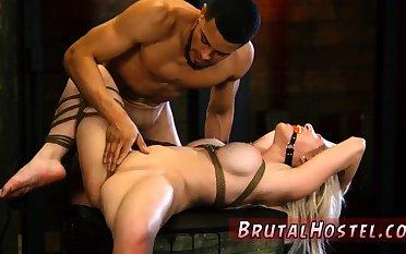 Brazilian pussy wear and tear slave xxx Big-breasted towheaded