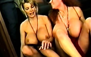 Vintage lesbos at a loss for words their fleshy holes