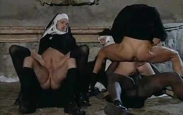 Nuns Group Sex Membrane - Retro Porn