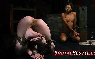 Strong female domination Chap-fallen youthful girls, Alexa Nova