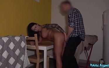 Nilla Black & Erik Everhard approximately Big tits Romanian fucked doggy style - FakeHub