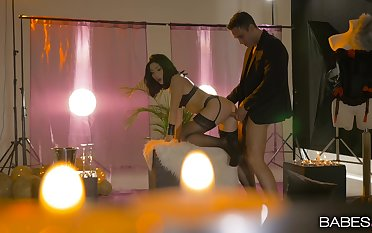 A fantastic pussy hardcore romance with a tight Asian woman