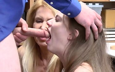 Sky pilot fuck in office added to very hardcore rough sex Both