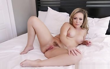 Astounding sex scene Beamy Tits homemade greatest , regarding a look