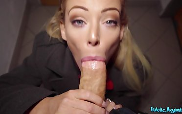 Erik Everhard & Isabella Deltore in Blonde Ozzie fucks proper for the bush - FakeHub