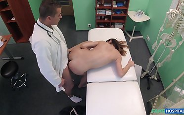 Bastardize fucks young patient and records her in secret