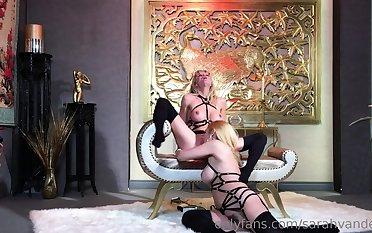 Harsch lesbian embrace b influence slave lick mistress ass pussy