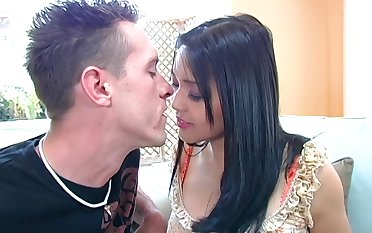 Korean hottie Mika Tan gets her yummy pussy weakened and fucked