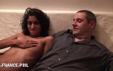 Malignant Arab Whore Loves Riding White Dick