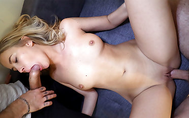Kirmess Cock-slut's Threesome - ScrewMeToo