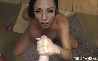 Homemade porn of popular mature actress Ariella Ferrera