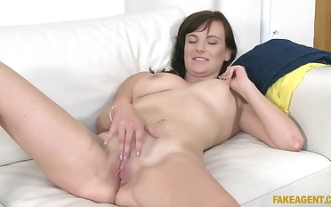 Shacking up during fake doff expel with bungling cougar Gabi Mavali