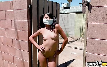 Beat COVID blues with sexy girl Hime Marie as she fucks POV style
